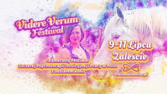 Już JEST! Program I Festiwalu Videre Verum 2021
