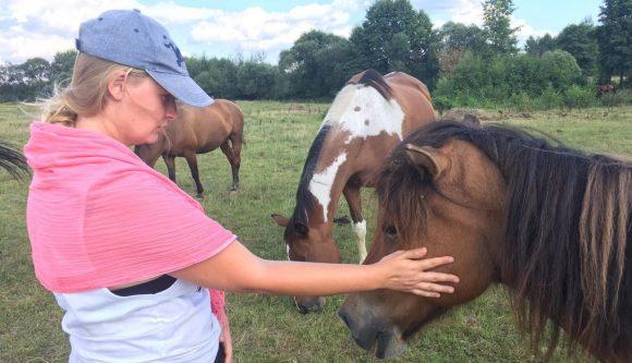 [Wideo] Relacja Ani z Wakacji w Stadzie 50 koni 2021
